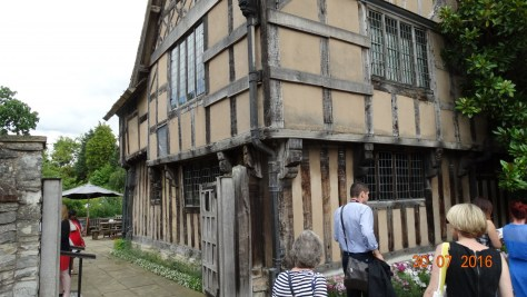 Shakespeare's daughter Susannah lived here with her doctor husband