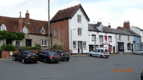 The Bull Inn in the high street