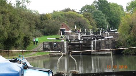 Bascote locks