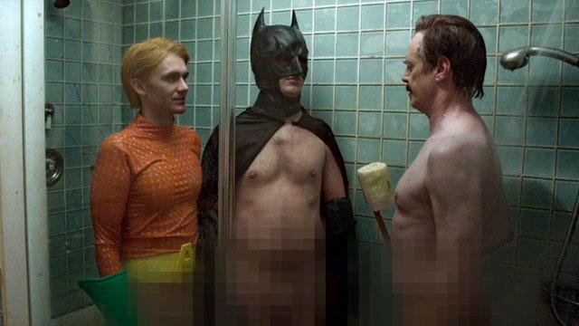 Watch SNL Digital Short Commissioner Gordon Learns Batman Has No Boundaries From Saturday Night