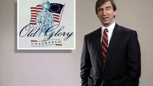 Watch Old Glory Insurance From Saturday Night Live