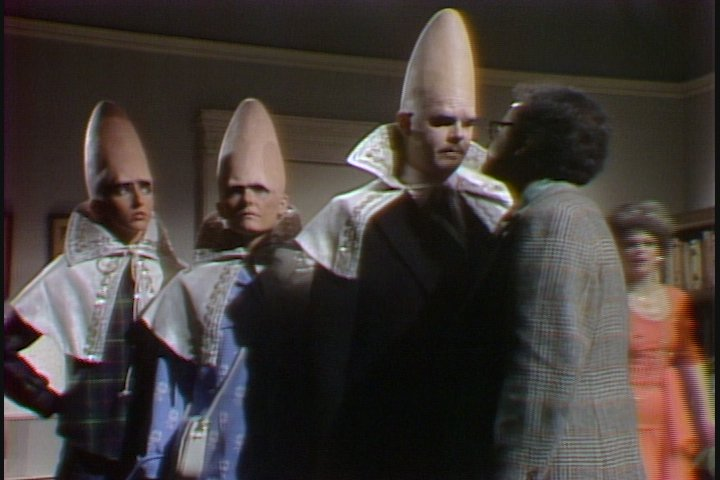Watch The Farbers Meet The Coneheads From Saturday Night