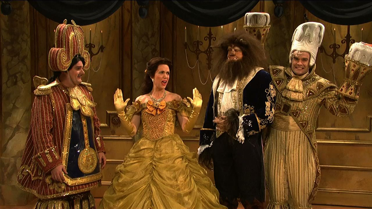 Watch Beauty  The Beast From Saturday Night Live  NBCcom