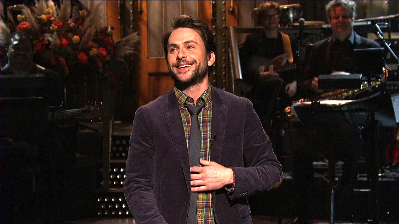Watch Monologue Charlie Day Gets Advice From Danny DeVito