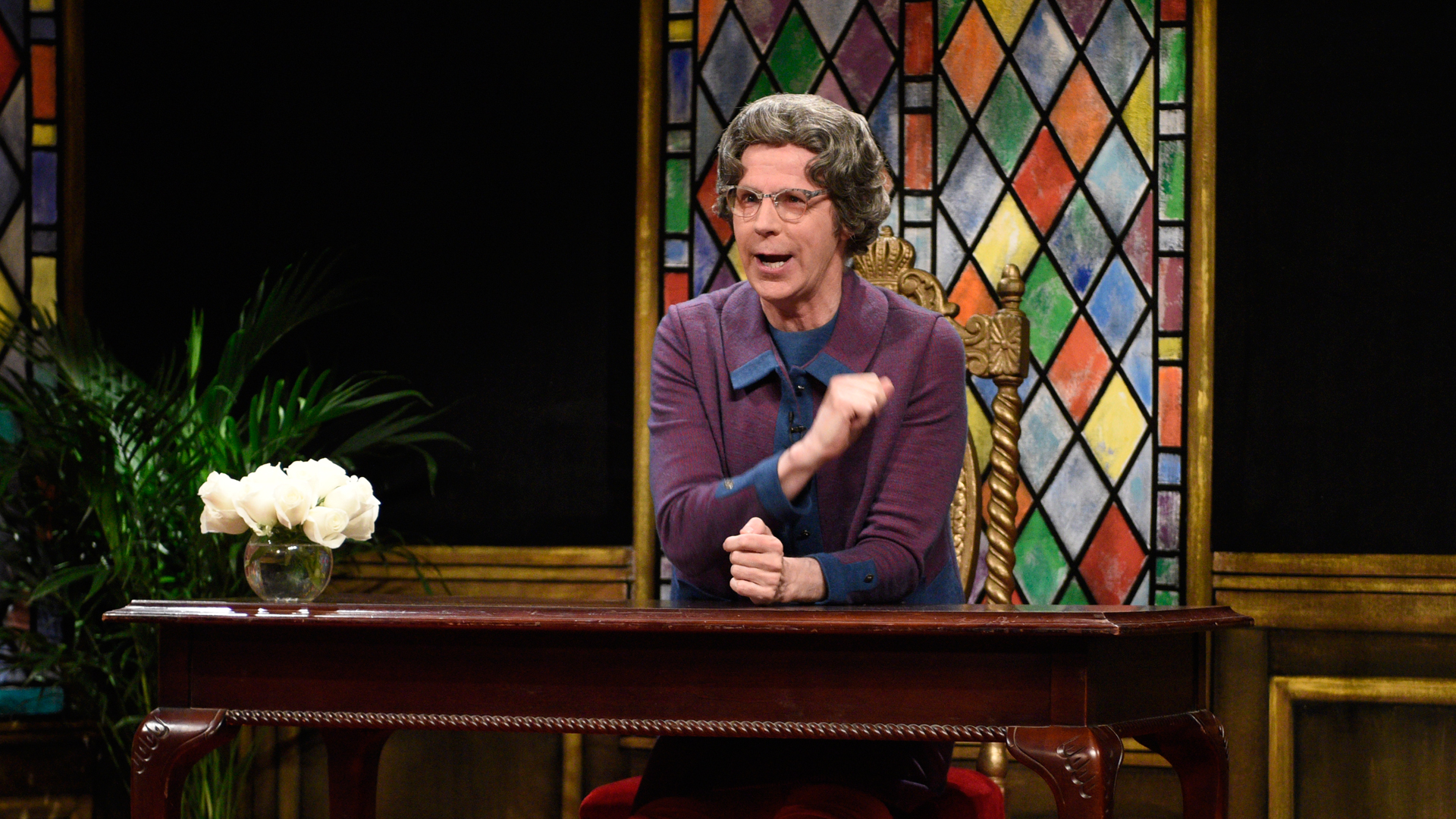 Watch Church Lady Cold Open From Saturday Night Live  NBCcom