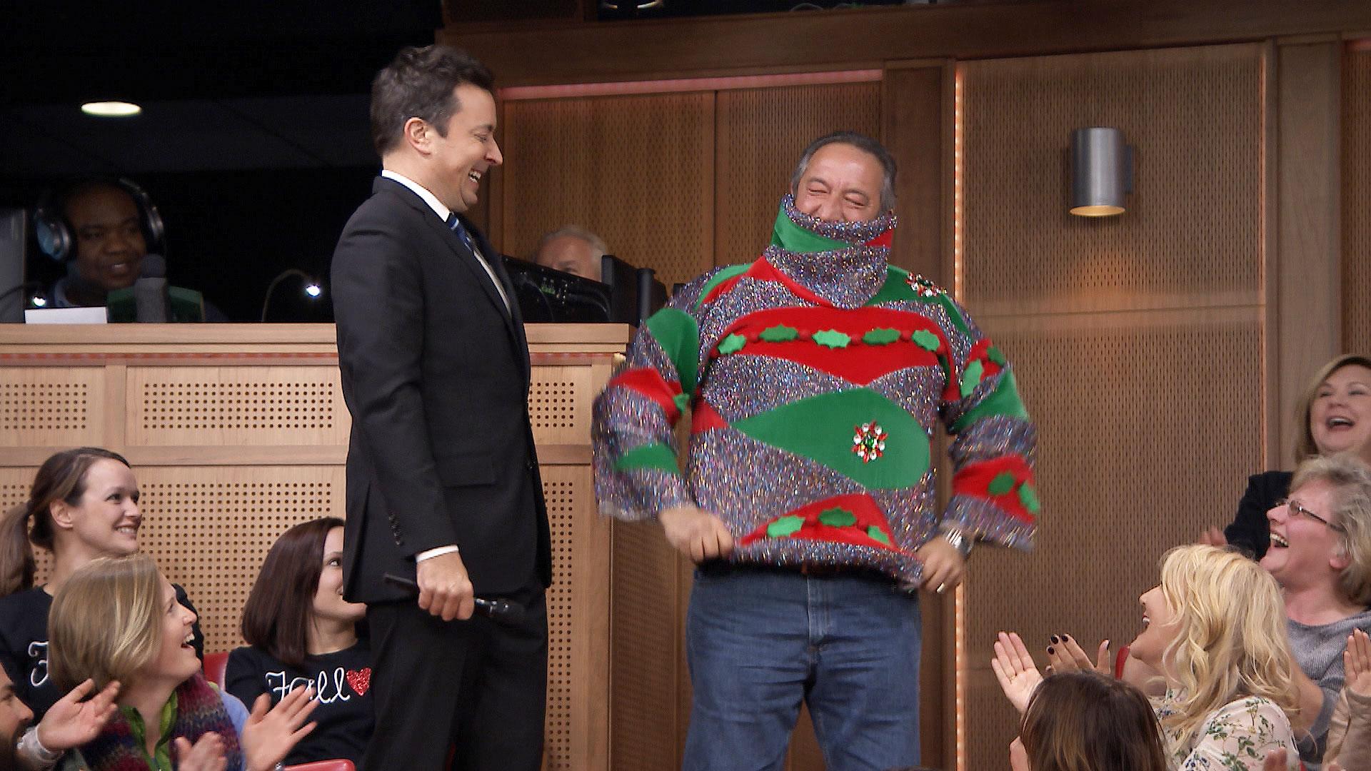Christmas 2018 Fallon Sweater Jimmy Best 58wF4qxXw