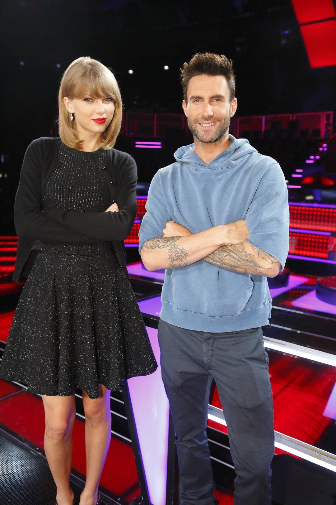 Taylor Swift Voice