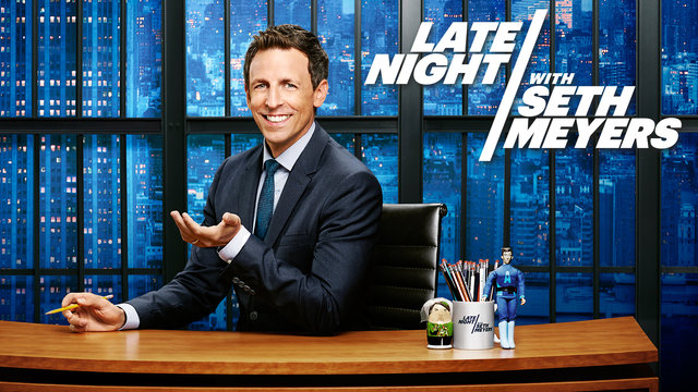 Late Night Seth Meyers Nbc
