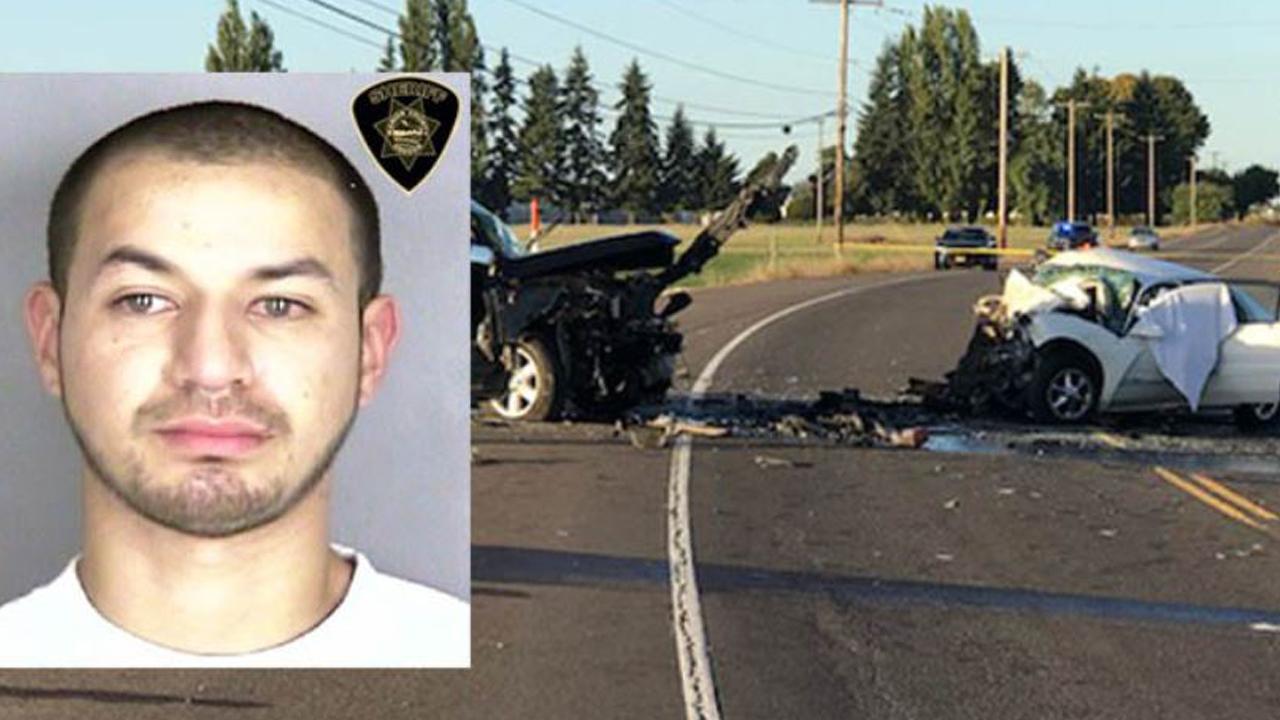 Mother, four children killed in head-on crash in Oregon