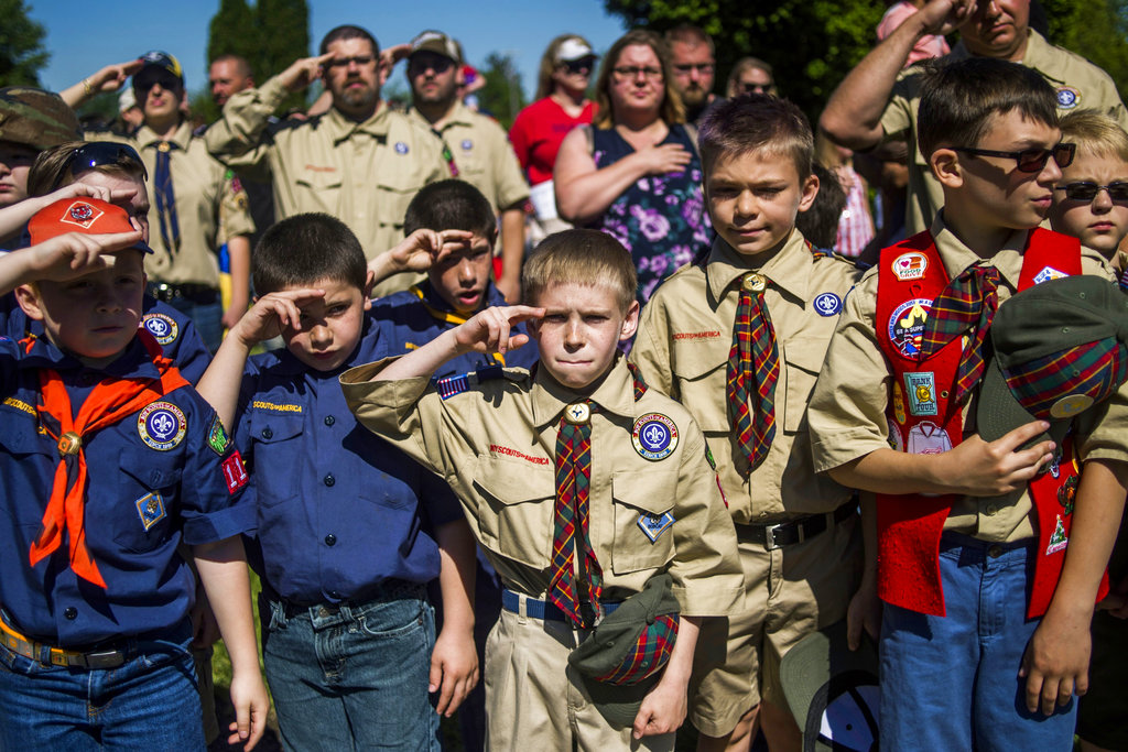 Boy Scouts Welcoming Girls_357203