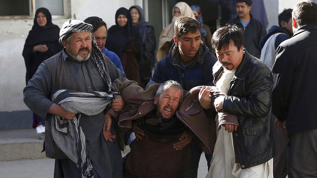 APTOPIX Afghanistan_375127