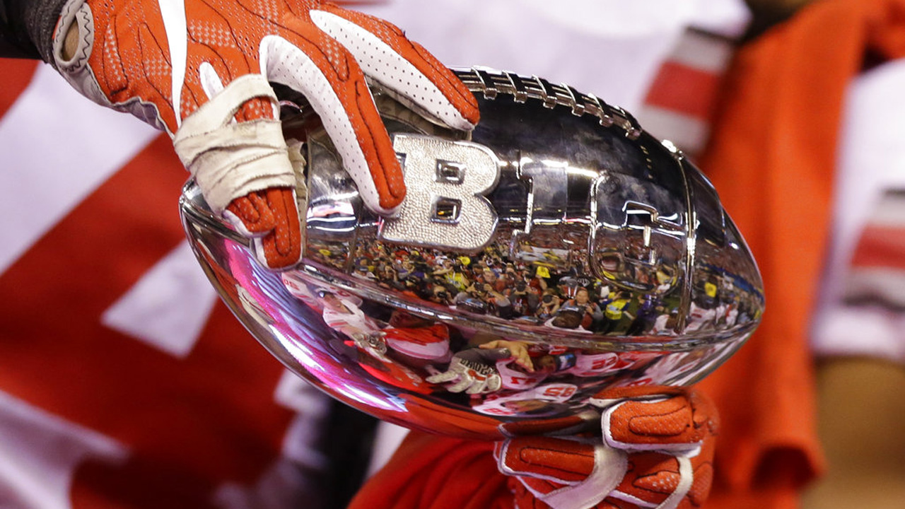 Big Ten Championship Football_369547