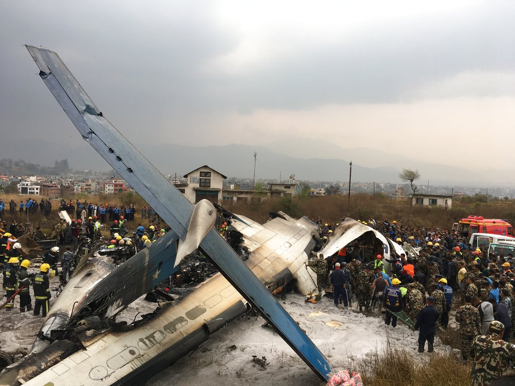 APTOPIX Nepal Plane Accident_400915