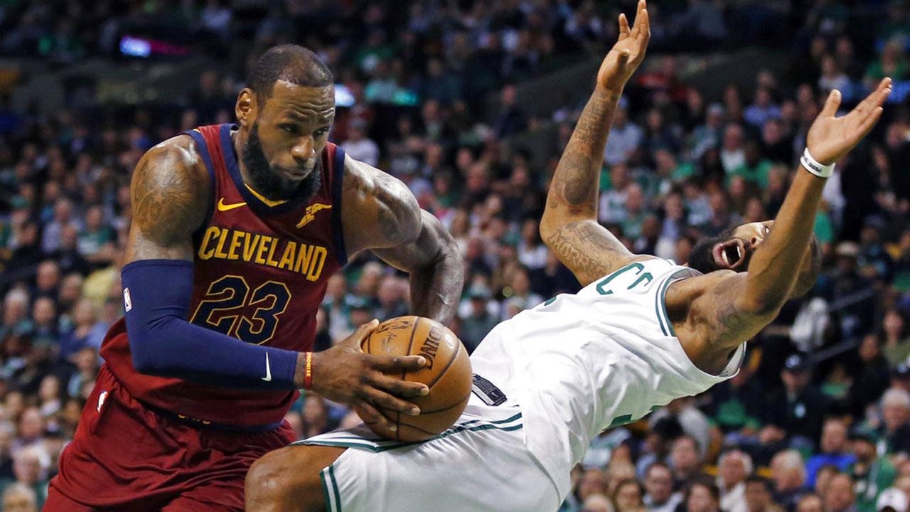 APTOPIX Cavaliers Celtics Basketball_1526249696500