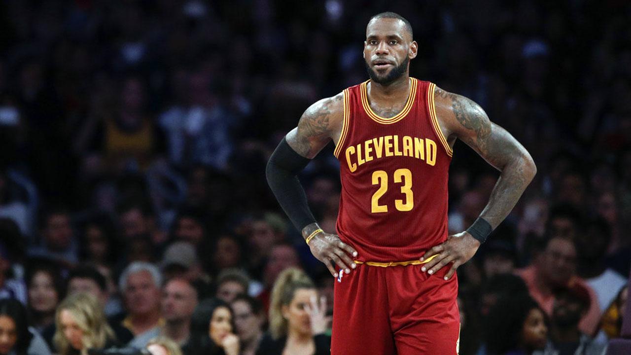 NBA Free Agency LeBron's Options Basketall_1530392538400