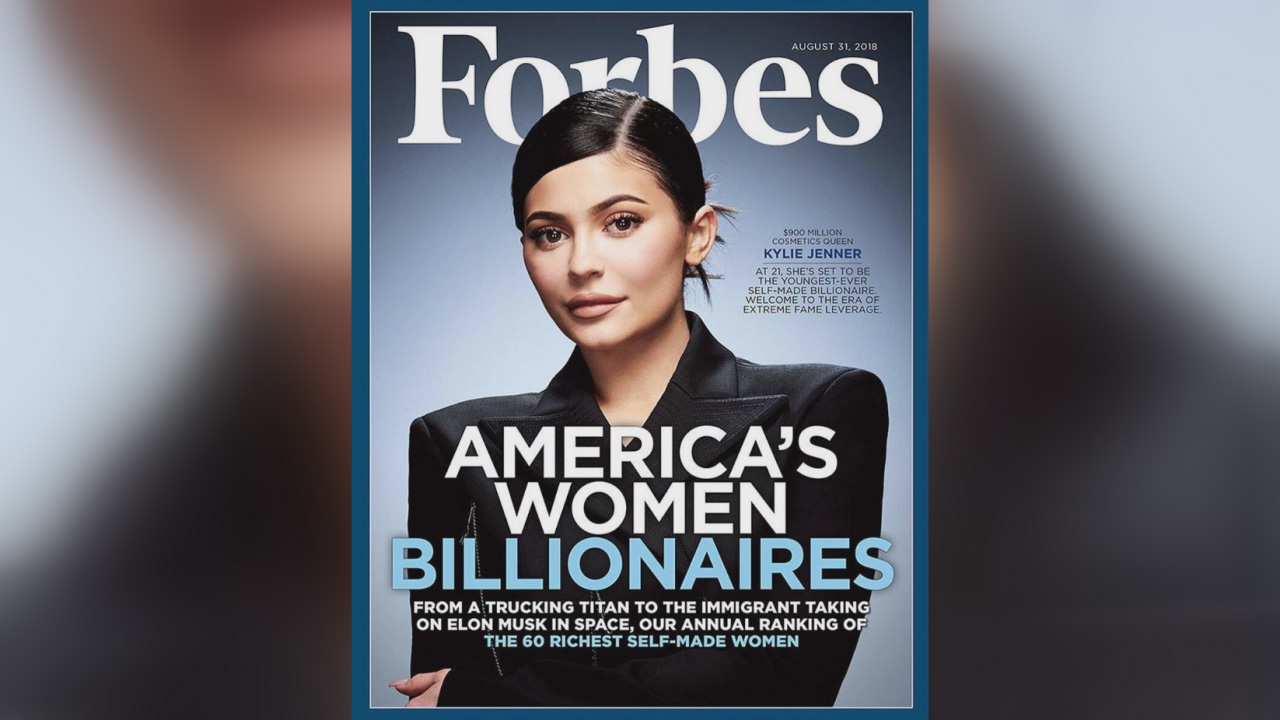kylie jenner forbes-846653543