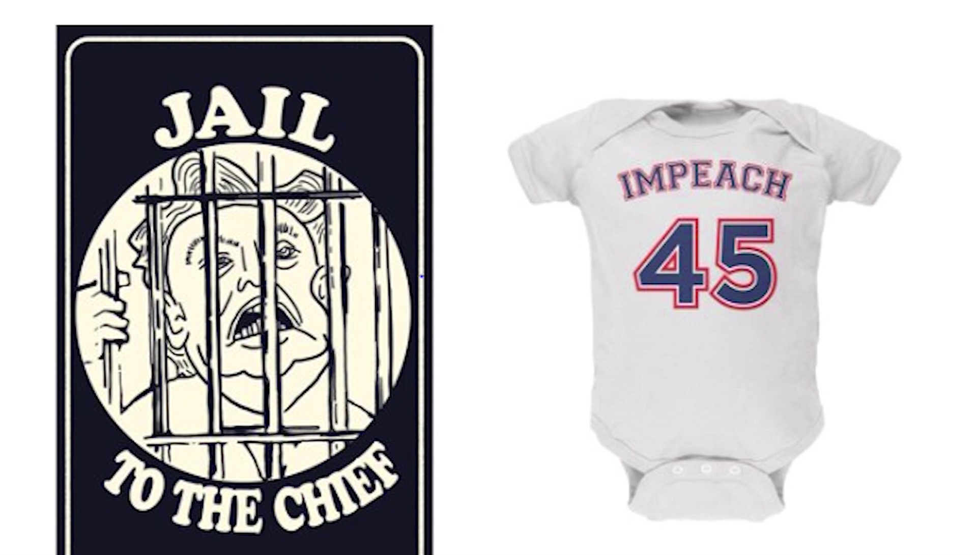 658d07e3 Some Trump supporters call for Walmart boycott over 'Impeach 45' products