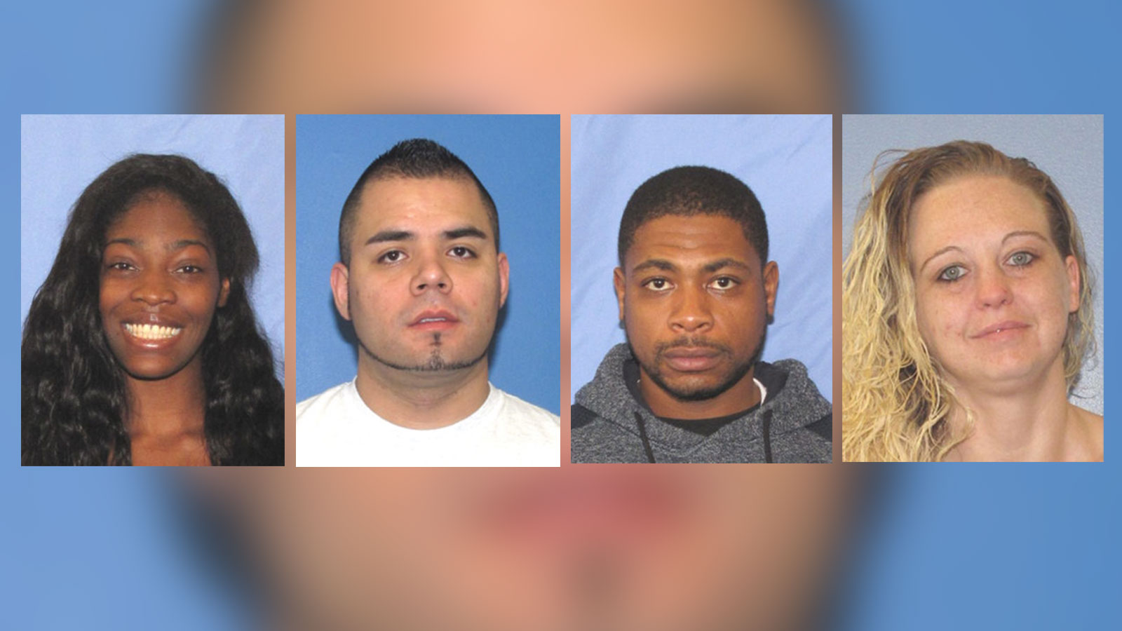 U S  Marshals announce top-wanted fugitives