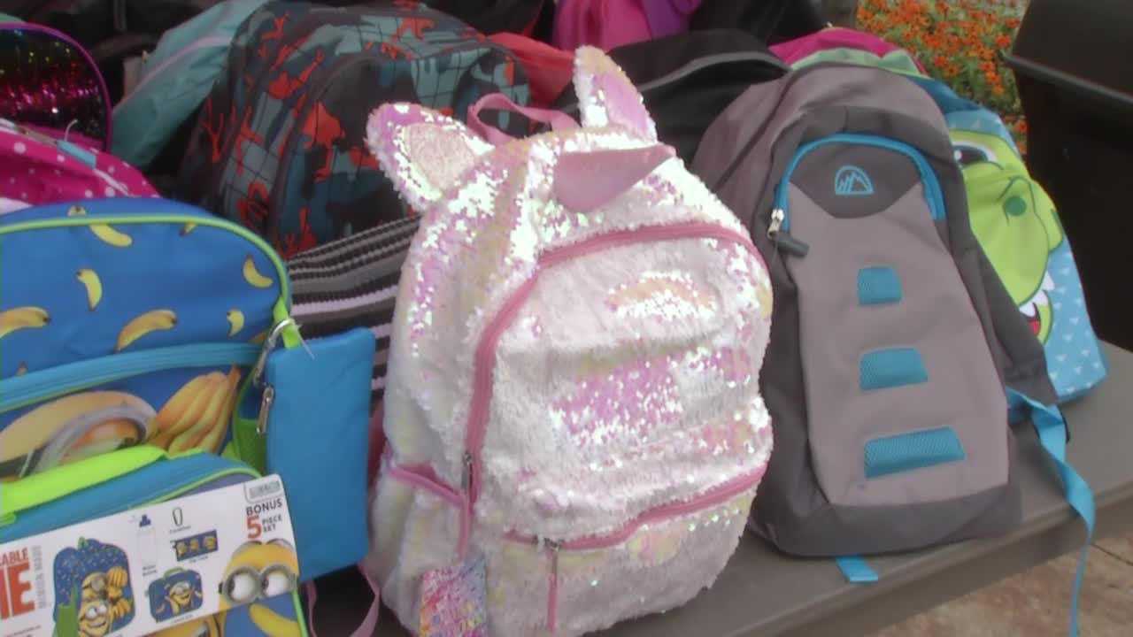 stuff the backpack august 1