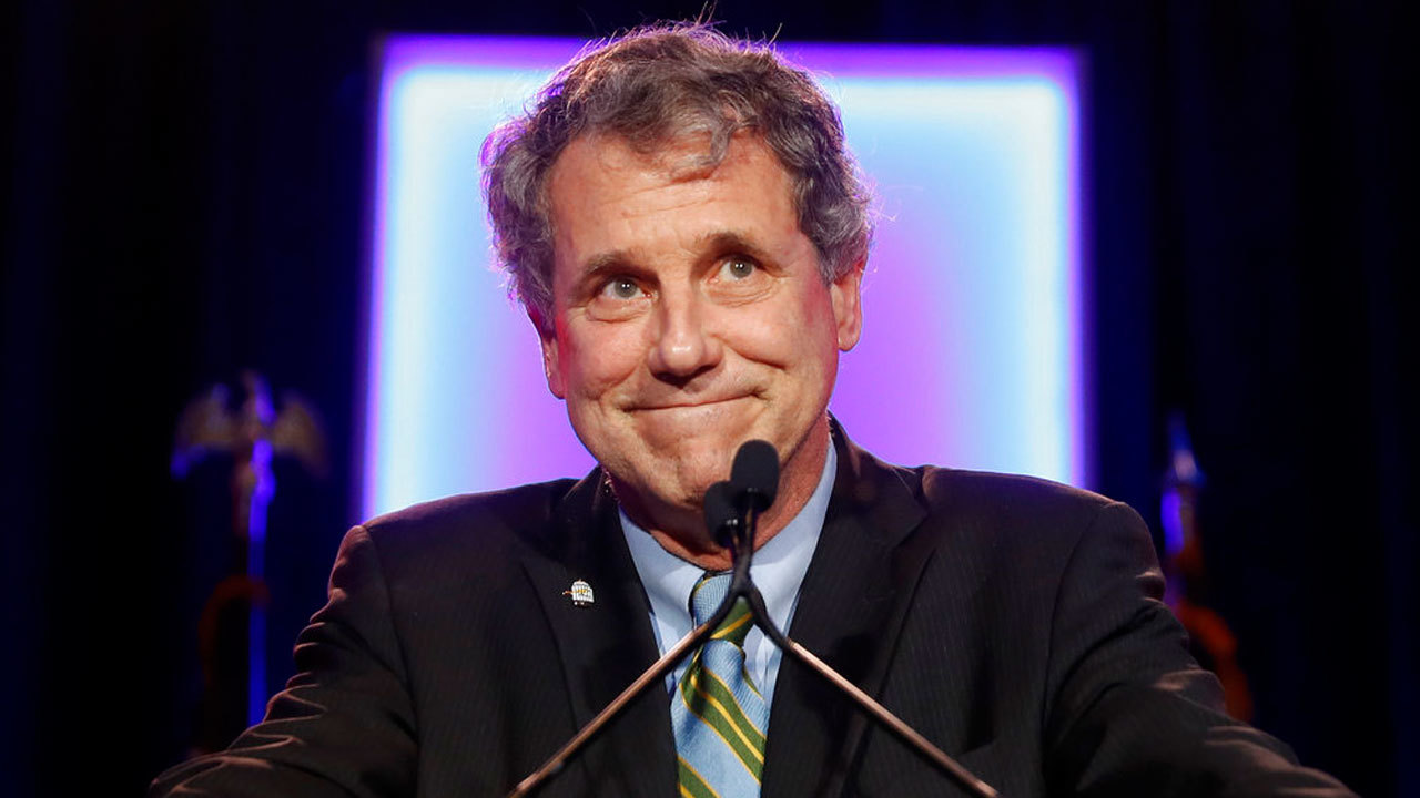 Sen. Sherrod Brown urges action on auto bill; wants to save GM jobs