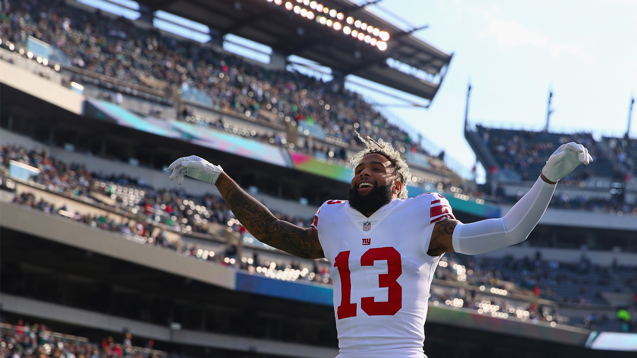 Cleveland Browns trade for Odell Beckham Jr.