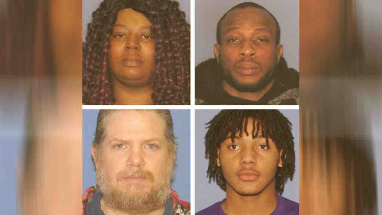 MUGSHOTS: US Marshals' top 4 most-wanted fugitives in central Ohio
