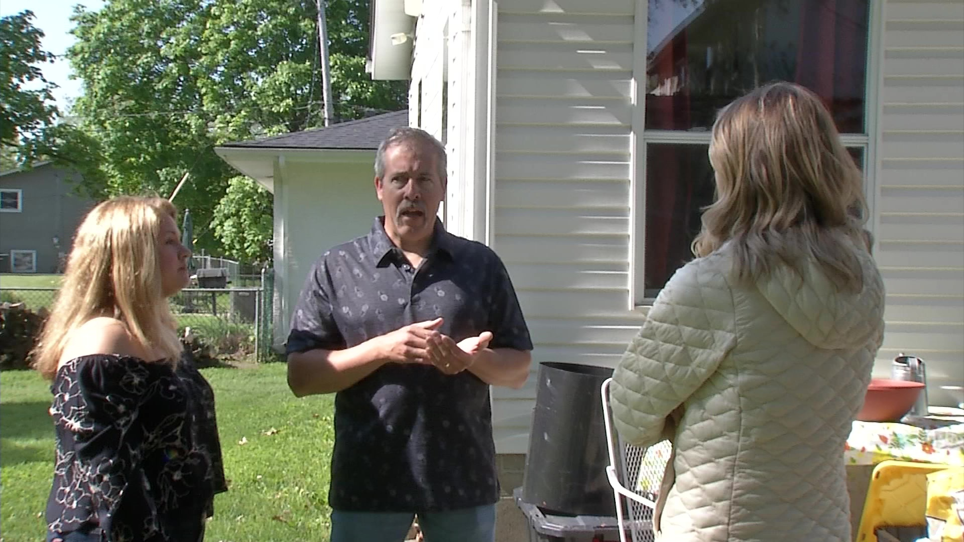 The Fighting 126: Father of 9 and Jackson Township Firefighter Morgan Gierman