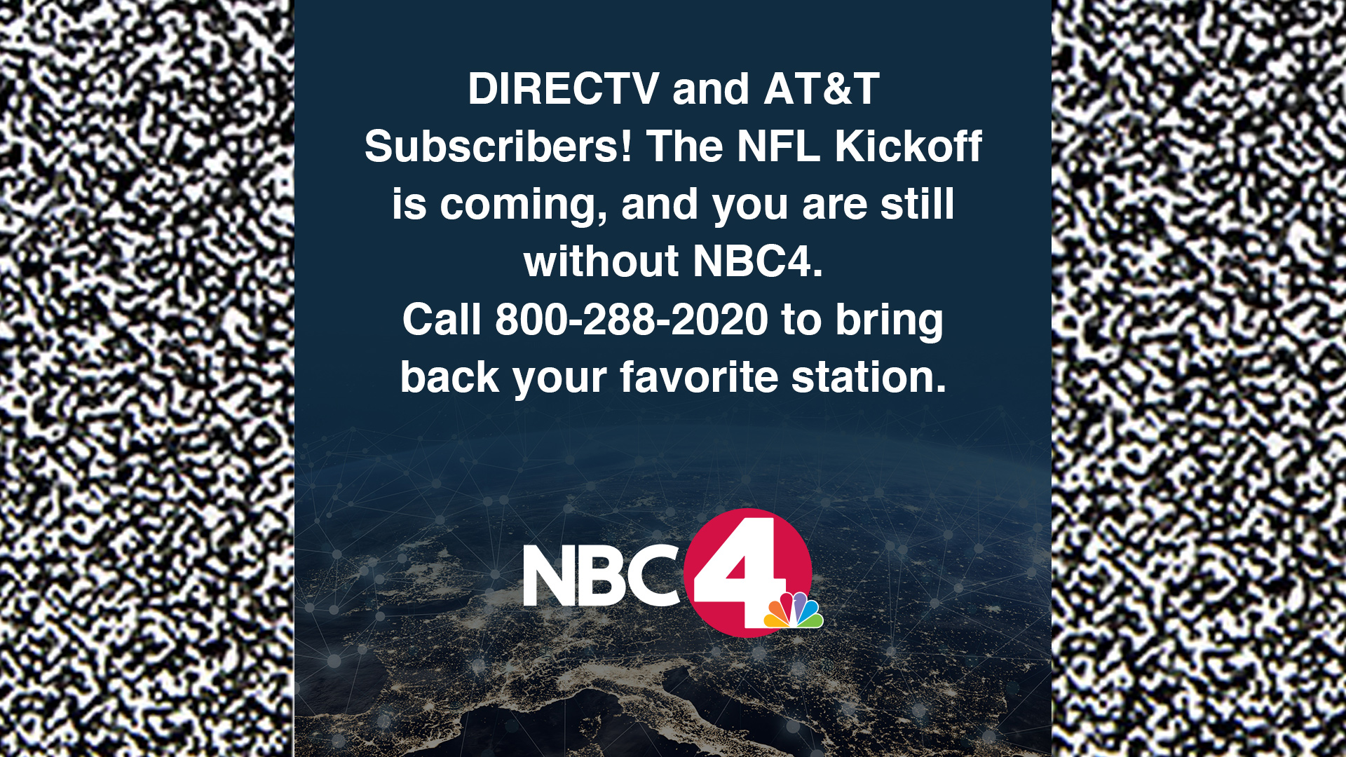 What's the latest on negotiations with AT&T U-verse/DIRECTV