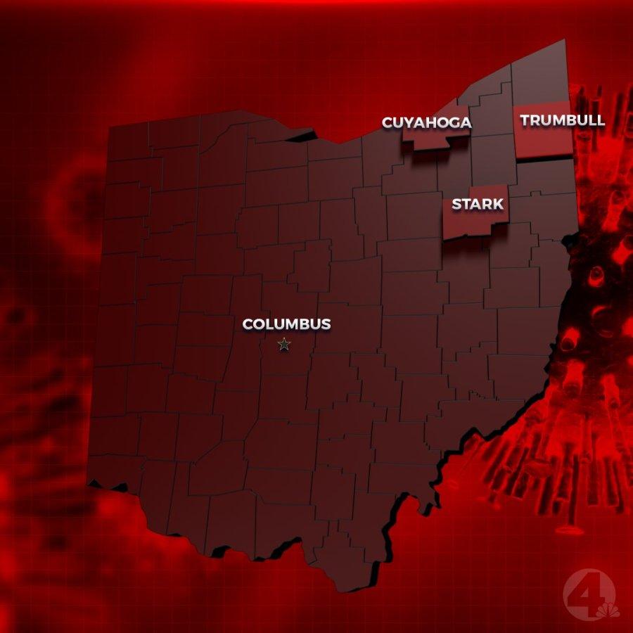 Coronavirus in Ohio update: 13 confirmed cases, mass gathering ban ...