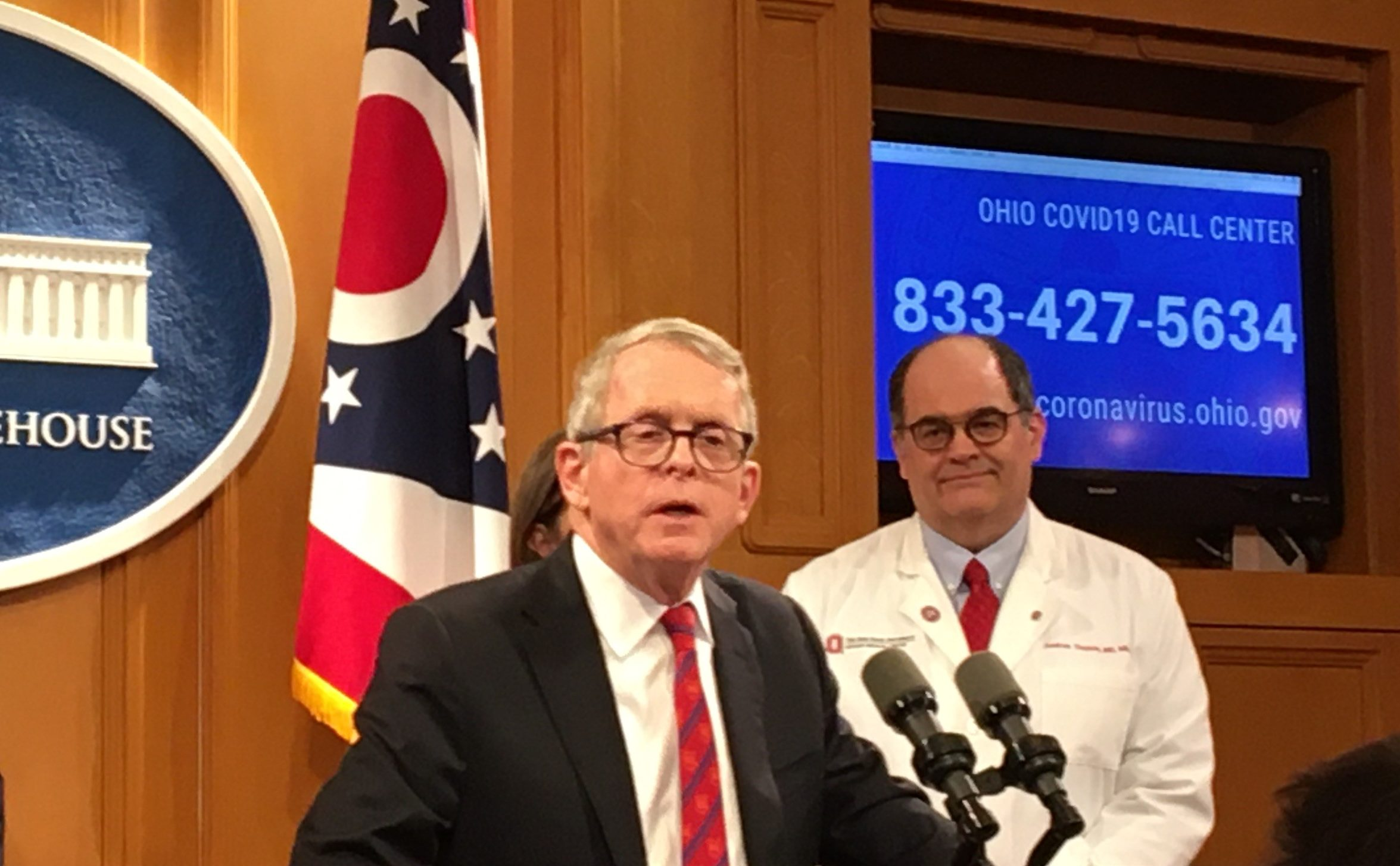 Coronavirus in Ohio: 4th case confirmed was first evidence of ...
