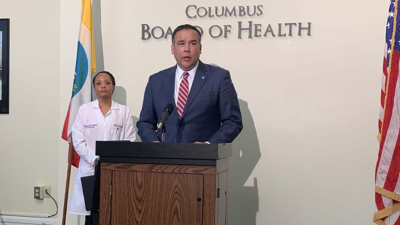 Coronavirus in Ohio: First COVID-19 case confirmed in Columbus ...