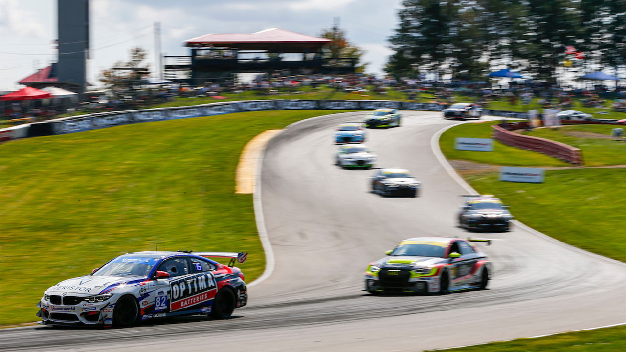 Mid-Ohio IMSA support race 2020