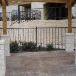 New Braunfels Contracting Pool Patio Cover and Fances