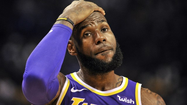LeBron James, Los Angeles Lakers odds to make playoffs   NBC Sports