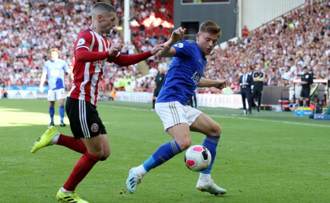 Extended Highlights Sheffield United 1 Leicester City 2