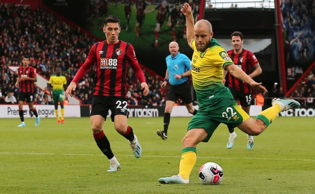 Extended Highlights Bournemouth 0 Norwich City 0 Nbc
