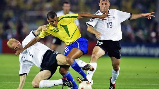 Image result for 2002  brazil germany