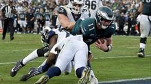 Wentz needs to be more cautious after injury