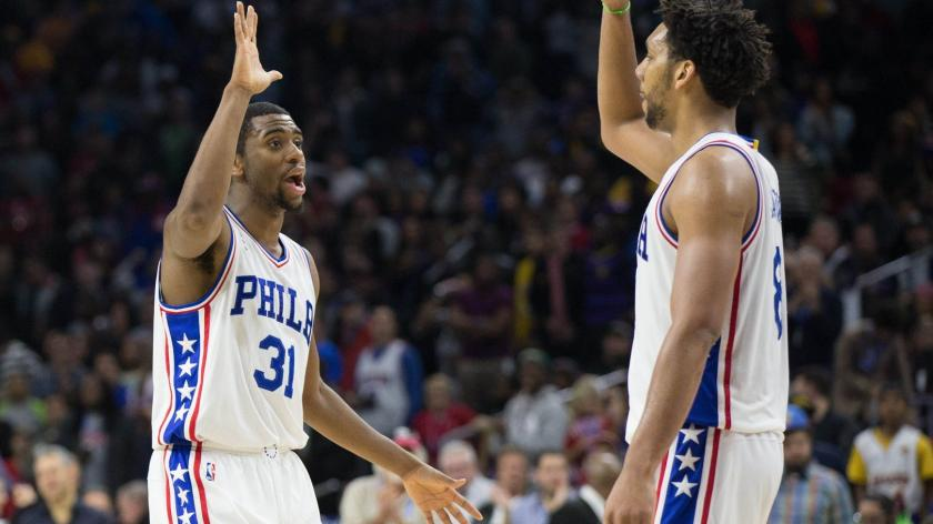 I think the Sixers won a game last night | RSN