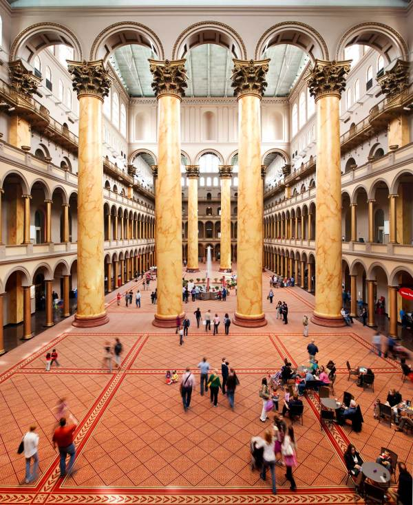 Summer Block Party 2019 - National Building Museum