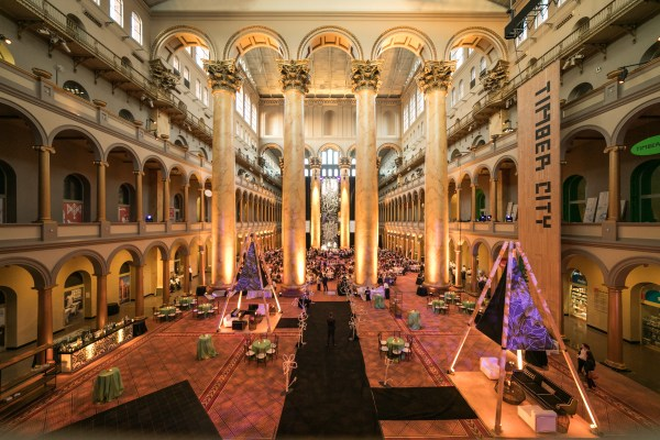 National Building Museum Gala