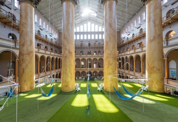 Lawn - National Building Museum