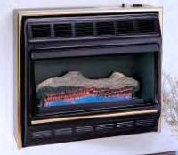 Comfort Glow Radiant Flame Fireplace Heaters