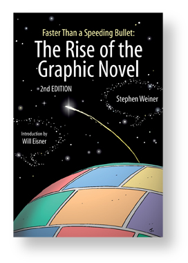 Rise of the Graphic Novel
