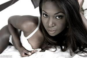 hot-black-girl-in-lingerie