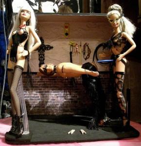 Adult Barbie