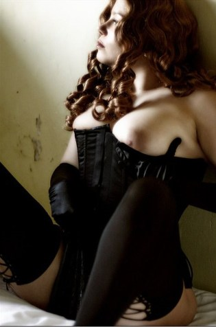 stockings-and-corset