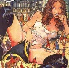 Milo Manara Napoli Comicon