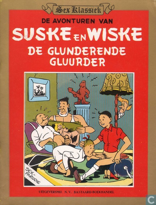 Suske en Wiske voor volwassenen (trailer)
