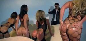 Muziekvideo meets porno